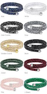 double bangle bracelet images Rosso bianco rakuten global market same day delivery all jpg