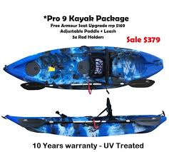 light kayaks for sale deluxe pro 9 kayaks with armour padded seat 349 kayaks paddle