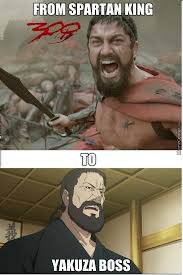 Go Die Meme - great movie characters never die they just go to anime anime