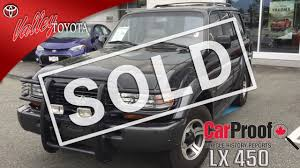 lexus vancouver sale sold 1997 lexus lx 450 preview for sale at valley toyota scion