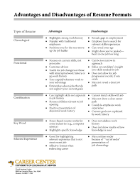 An Effective Chronological Resume Sample Chronological Resume Example 3 Most Common Chronological Resume