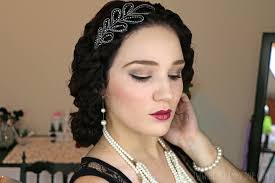 How To Remove Halloween Makeup by Video Flapper Halloween Makeup Tutorial How To Remove Stubborn
