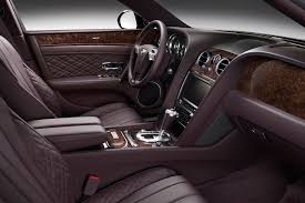 custom bentley 4 door champagne in the seats perfume in the doors bentley u0027s 2016