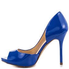 bibi new cobalt blue patent jessica simpson 89 99 free shipping
