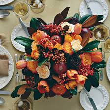 martha stewart set your prettiest thanksgiving table milled