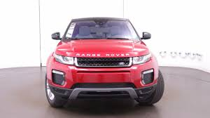 range rover pre owned 2017 land rover range rover evoque courtesy vehicle suv in