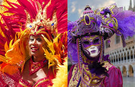 10 unique carnival traditions around the world wondrous paths