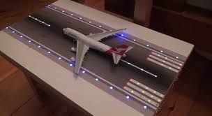 model airport runway lights model airport runway lights prototype phoenix and geminijets 1 400