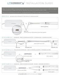 phillips under cabinet lighting splitter for philips hue lightstrip plus 2 pack white