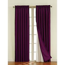 Bed Bath And Beyond Thermal Curtains Sound Asleep Blackout Window Curtain Liner Pair Bed Bath U0026 Beyond