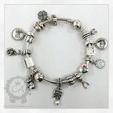 pandora charm bracelet jewelry images Pandora las vegas exclusives charms addict jpg