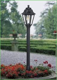 lighting outdoor l post led light bulbs white outdoor l