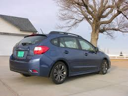 subaru sport hatchback million dollar baby u201d u2013 2012 subaru impreza sport review northern