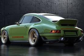 porsche 911 singer price this custom 1990 singer porsche 911 packs 500 horsepower
