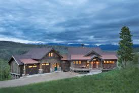 Ranch Home Designs A Colorado Ranch Style Home Is A Haven Of Rustic Warmth Ranch