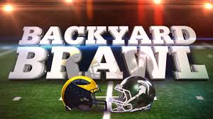 backyard brawl pre game special saturday at 11am