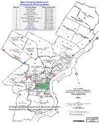 Philadelphia Neighborhood Map Philly H2o 100th Anniversay Of Water Filtration In Philadelphia