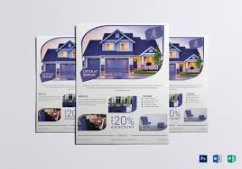 real estate brochure templates psd free 28 real estate flyer templates free psd ai eps format