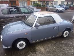 nissan figaro interior limited edition tokyo plaque nissan figaro for sale in