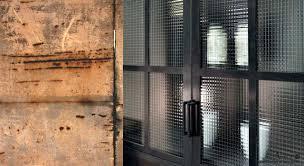 meuble de cuisine en verre cuisine factory meubles fer forgé verre armé