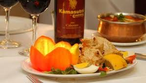 kamasoutra dans la cuisine join us for a delicious chicken badami tikka which pairs perfectly