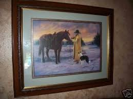 home interior cowboy pictures home interiors daybreak cowboy picture 29970857