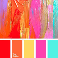 Warm Colors 25 Best Pink Color Schemes Ideas On Pinterest Spring Color
