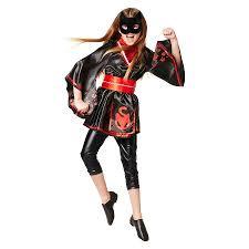 Target Girls Halloween Costumes Girls U0027 Cat Deluxe Ninja Costume Target Halloween Ideas