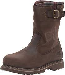 caterpillar womens boots australia amazon com caterpillar s kenzie steel toe work boot