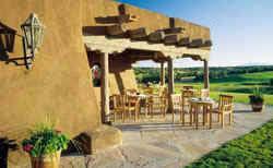 Santa Fe Style House Los Santeros Santa Fe New Mexico Golf Communities Golf Homes