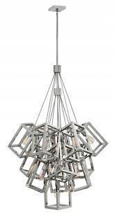 Light Fixtures Meaning Hinkley Lighting Chandelier Brushed Nickel Mime Interior Hanging