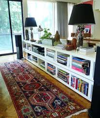 bookcase low bookcase room divider bayside furnishings 9 cube