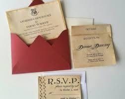 harry potter wedding invitations harry potter wedding invitations marialonghi