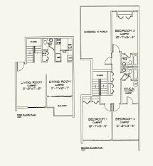 Floor Plan Image Floor Plans Villa Ravine Apartments