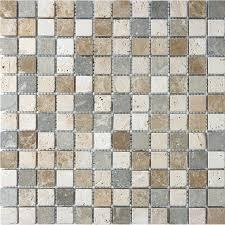 shop anatolia tile countryside uniform squares mosaic travertine