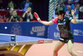 Table Tennis Teen Hirano Becomes First Japanese Table Tennis World Cup Winner