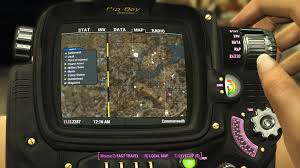 Fallout 3 Bobblehead Locations Map by Satellite Color World Map Combo At Fallout 4 Nexus Mods And