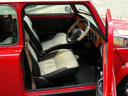 Custom Classic Mini Interior Classic Mini Interior Instainteriors Us