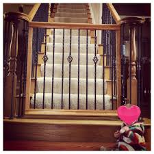 Baby Gate For Stairs With Banister And Wall 38 Best Iron Staircase Images On Pinterest Stairs Baby Gates