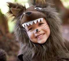 Werewolf Halloween Costumes Girls Werewolf Costume Pottery Barn Kids