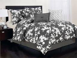Cherry Blossom Comforter Sets Chic Collection 7 Piece Comforter Set