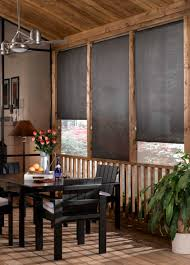 Cheap Outdoor Bamboo Roll Up Shades by Advantage Exterior Solar Shades Exterior Shades And Blinds