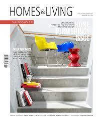 lexus cafe vancouver homes u0026 living vancouver aug sept 2015 by homes u0026 living magazine