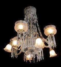 Gas Chandelier Antique Lighting Chandeliers Wooden Nickel Antiques