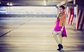 wallpaper girl style wallpaper girl style bright parking 1920x1200 1050281 hd
