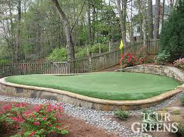 Small Backyard Putting Green Remarkable Design Putting Green Backyard Inspiring Artificial Turf