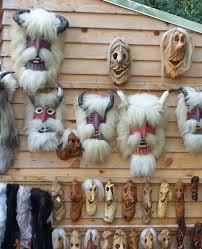 winter holidays and christmas traditions in romania the bear