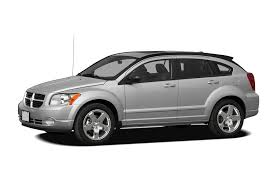 2010 dodge caliber new car test drive