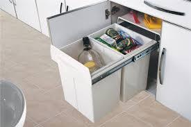 poubelle de cuisine tri selectif poubelle de cuisine tri selectif 2 bacs maison design bahbe com