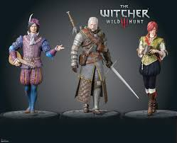 witcher 3 hunt getting three more collectible figurines